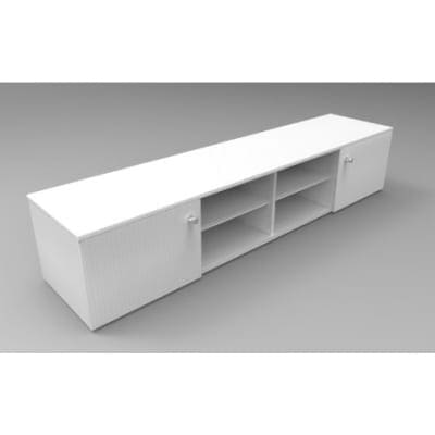 Hrm Aria Series - Entertainment Unit - White