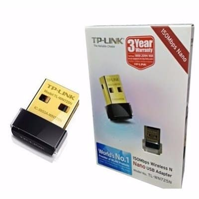 tp-link nano usb wifi adapter driver