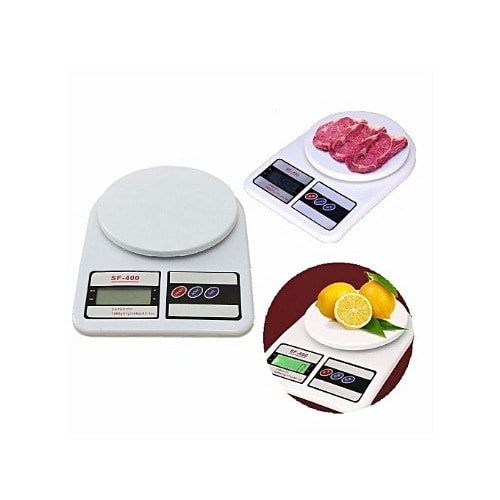55d3b5ae6 Universal Chef Electronic Kitchen Scale - 10kg - + Free Battery ...
