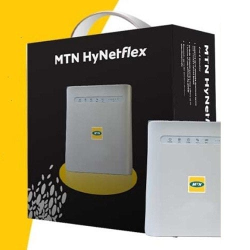 Mtn Hynetflex  Router With Battery Backup & 120gb Mtn Data.
