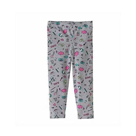 45d735824 Garanimals Baby Girls Lol Print Leggings - Grey | Konga Online Shopping