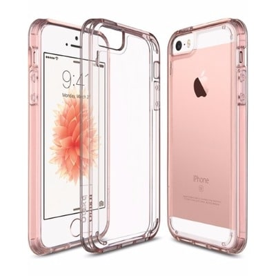 new product 8890b 80a90 Ulak Clear Case for iPhone 5/SE/5S