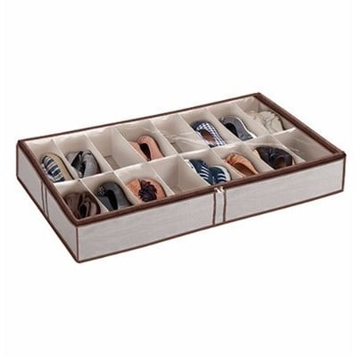 Under Bed Shoe Storage Rack Organiser Konga Online Shopping