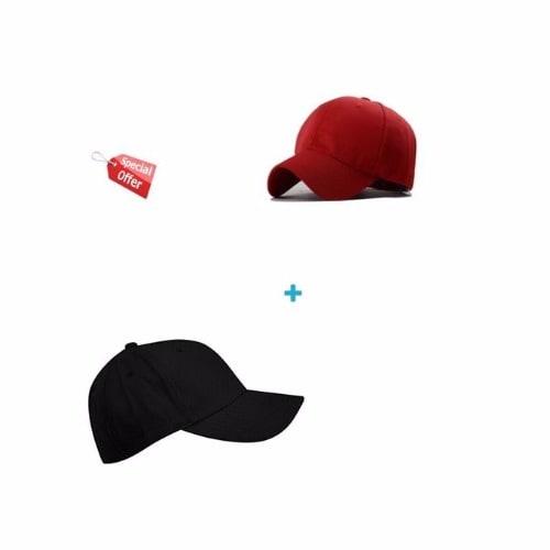 /U/n/Unisex-2-Packs-Of-BaseBall-Cap---Red-Black-7991651.jpg