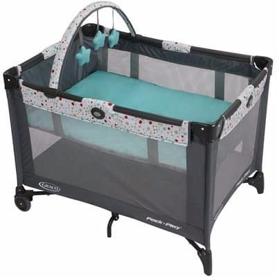 e757435f82b Graco Unisex Pack  n Play Playard On the Go - Stratus