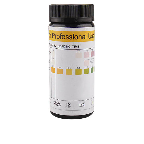 Urine Tract Infection Test Kit - 100 Strips