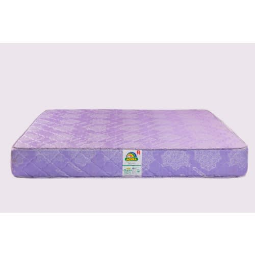 Regina Semi Orthopaedic Mattress Purple.