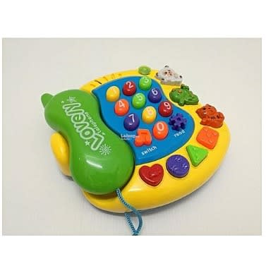 Educational Toy For Kids (good Friend Phone)