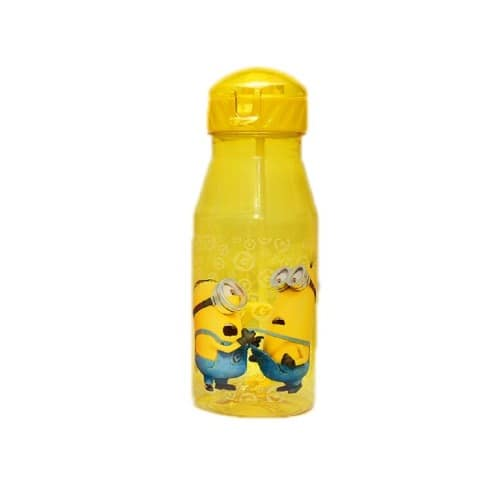 ce7cb7ec0a Despicable Minion 500ml Water Bottle With Straw - Yellow | Konga ...
