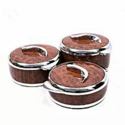 Vtcl Insulated Casserole 3 Pieces Set