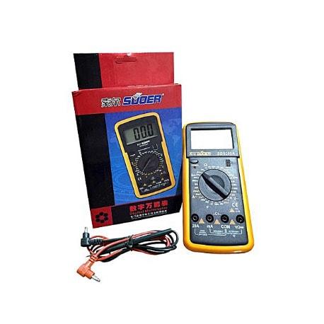 Digital Multimeter - SD9205A