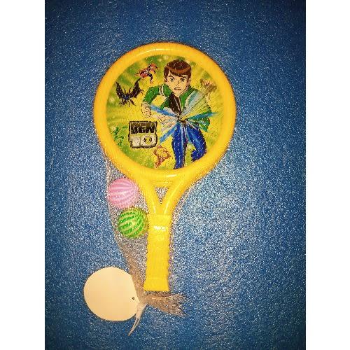 Ben 10 Tennis Sport Game Rackets And 2 Balls For Kids. | Konga Online  Shopping