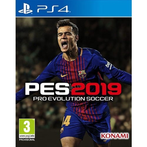 PS4 Game- PES 2019
