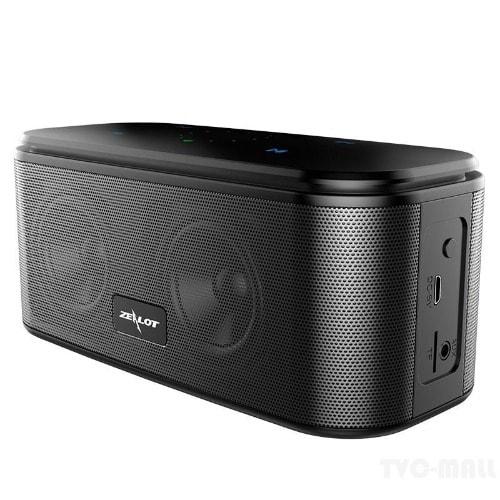 S25 Touch Panel Wireless Speaker.