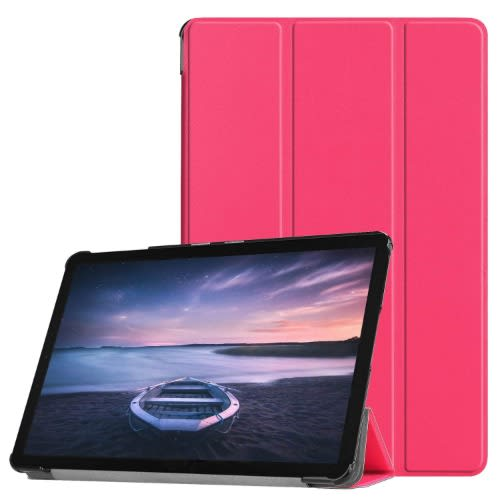 "Smart Flip Case for Samsung Galaxy Tab S4 10.5"" - Pink"