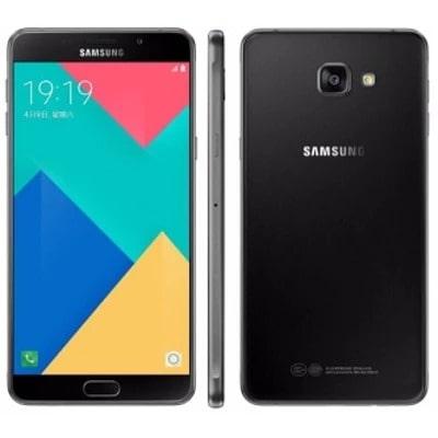 Galaxy A9 - Black