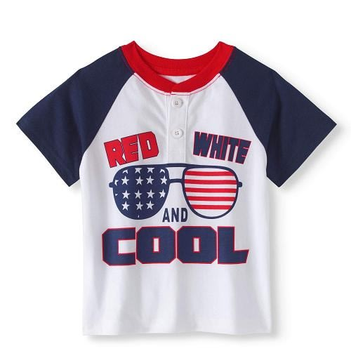 b79e02f45 Star Toddler Boy Short Sleeve Henley T Shirt | Konga Online Shopping