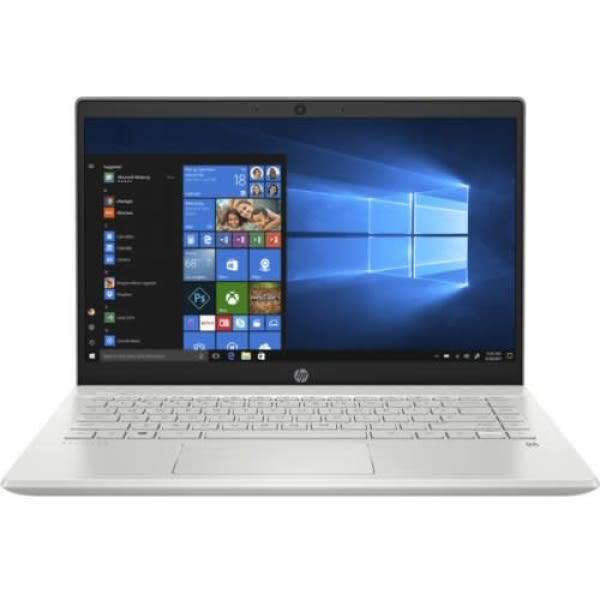 RGC_HP Notebook 14, Intel Core i5-8265U,8GB RAM,1TB HDD - Wins 10 - Silver.