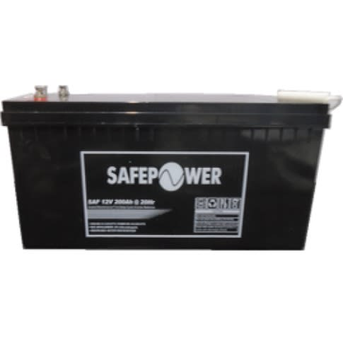12v 200ah Safe Power Battery