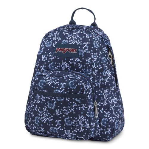 3c14b071db6 Jansport Half Pint Mini Backpack - Navy Field Floral | Konga Online ...