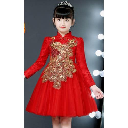 a5a76b181 Kids Fashion Red Ball Gown   Konga Online Shopping