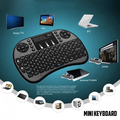 Quad Core 4k Android 7.1.2 With Mini Keyboard/Mouse | Konga Online ...