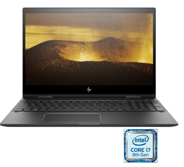 HP Envy X360 15-cn0002nia Intel Core i7-8550U - 16GB RAM,...