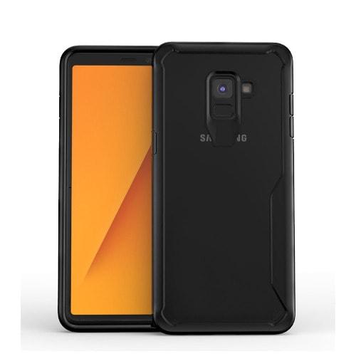 the best attitude 1d6b4 65def Clear TPU Bumper Case For Samsung Galaxy J6