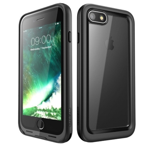 reputable site f8521 03204 Waterproof Cases For iPhone 7/7s - Black