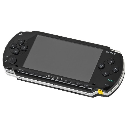 Playstation Portable Model-1000 With 4gb Memory Card