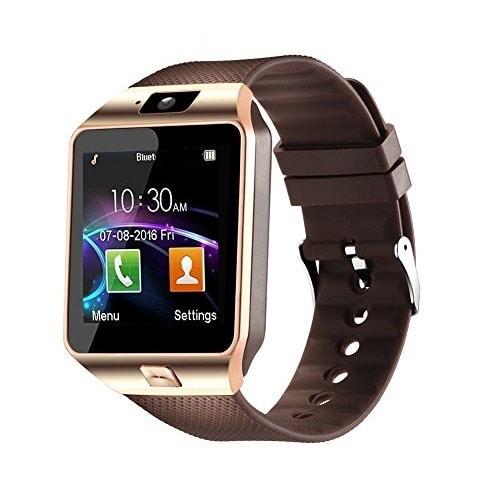 Dz09 Smartwatch Rose Gold Konga Online Shopping