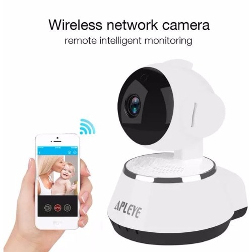 Camera 360 Degrés >> Smart Home Wireless Ip Security Camera Konga Online Shopping
