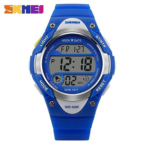 86c7f4be2 Skmei Unisex Digital Waterproof Alarm.