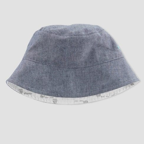 d0ce5ada49b5c Baby Boys  Chambray Bucket Hat - Just One You® Made By Carter s Blue ...
