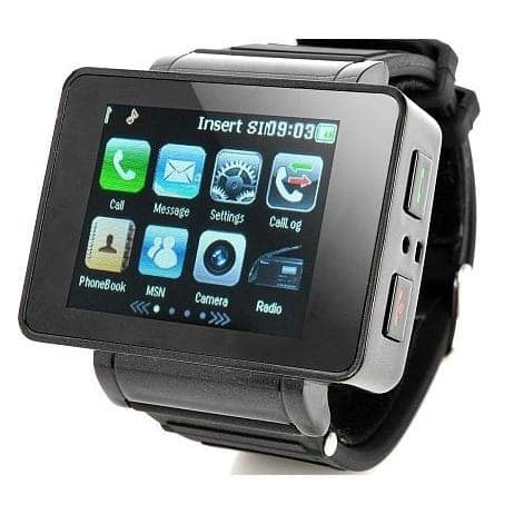 i5s Smart Wrist Watch