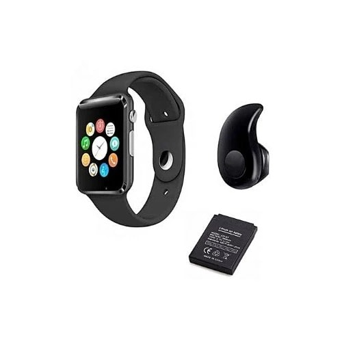 A1 Smart Watch With Sim Sd Card Space Free S530 Bluetooth
