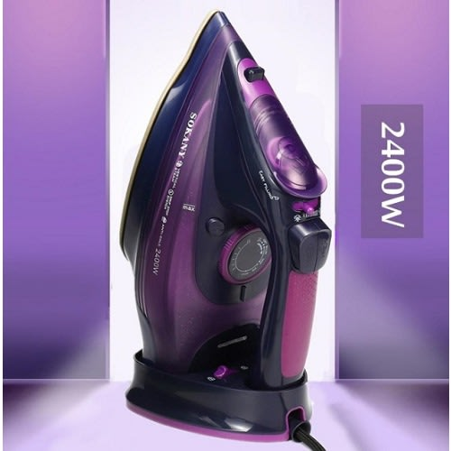2 In 1 Electric Steam Iron - 2400w