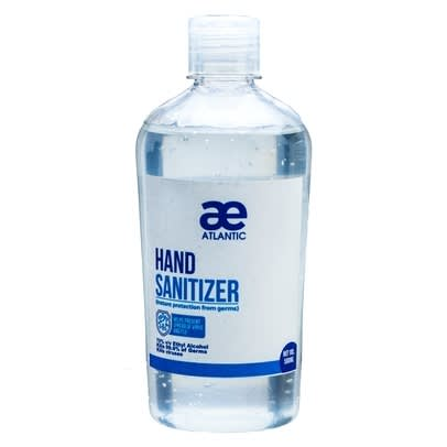 Atlantic Hand Sanitizer - 500ml.