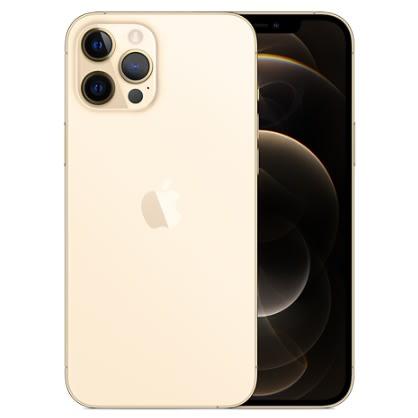 "Iphone 12 Pro Max - SIngle Sim - 6.7"" - 512gb Rom + 6gb Ram - iOS 14.1 - 3687mAh - Gold."