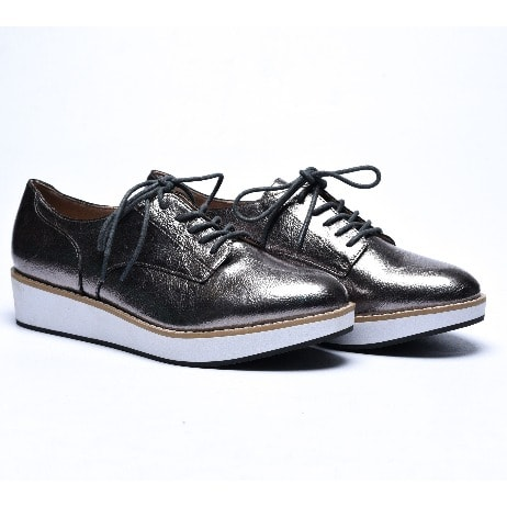 1456c87ae7 Rachel Zoe Female Lace up Shoe - Grey   Konga Online Shopping