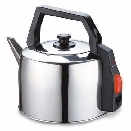 Electric Kettle 5.2 Litres - Stainles Steel