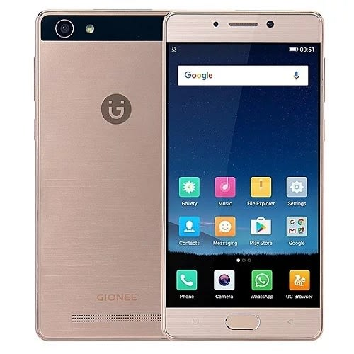 "P7 - 5.0"" HD - 2GB RAM, 16GB ROM - Android 7.0 Nougat - 8MP + 5MP - 4000mAh Battery"