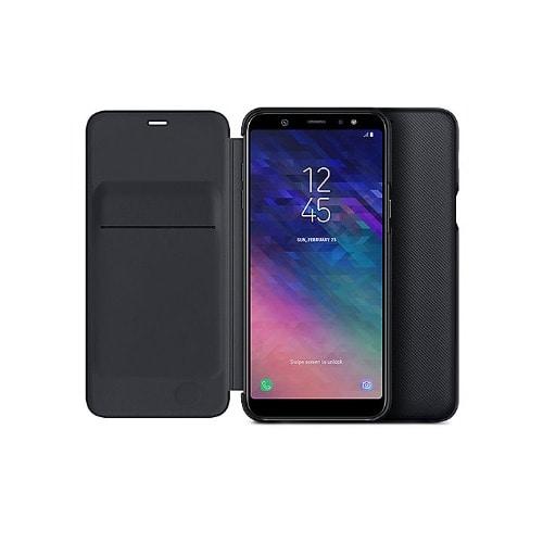 promo code c8def 030d6 Flip Case For Samsung Galaxy A6 Plus - Black