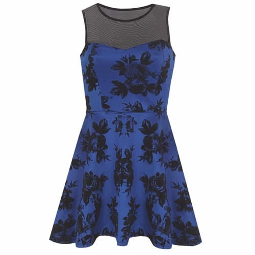 /V/e/Velour-Floral-Print-Dress---Blue-6089021_1.jpg