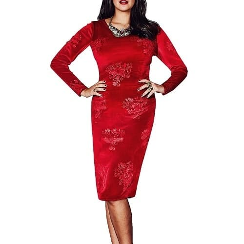 /V/e/Velour-Plus-Size-Floral-Burnout-Bodycon-Dress---Dress-3915013_3.jpg