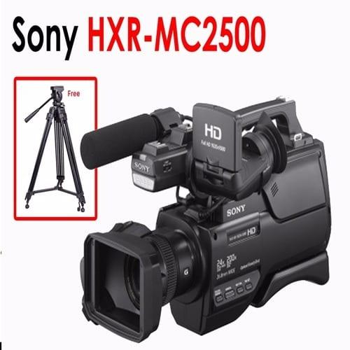 4092be01bc7 Sony Video Camera+Free Standard Tripod Stand - HXRMC2500 | Konga ...