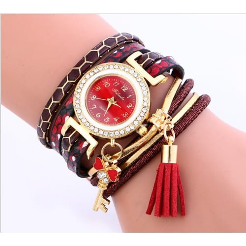 /V/i/Vintage-Braid-Women-s-Bracelet-Watch--Red-6690438.jpg