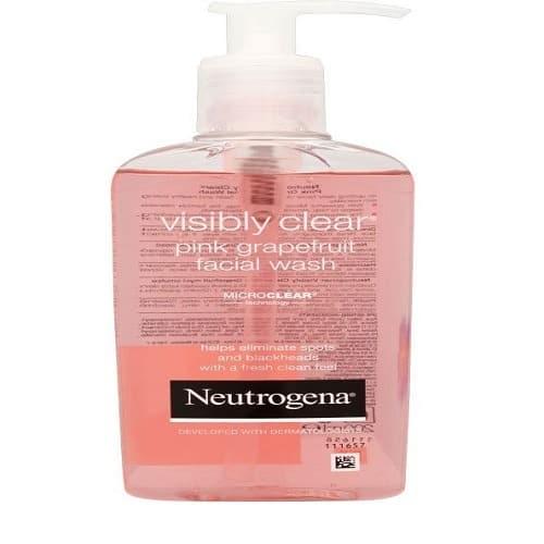Neutrogena Visibly Clear Pink Grapefruit Oil Free Moisturiser