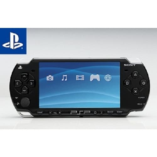 Play Station Portable Fat - Black