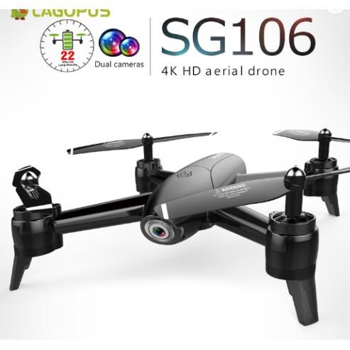 SG106 RC Wifi Dual Camera Drone